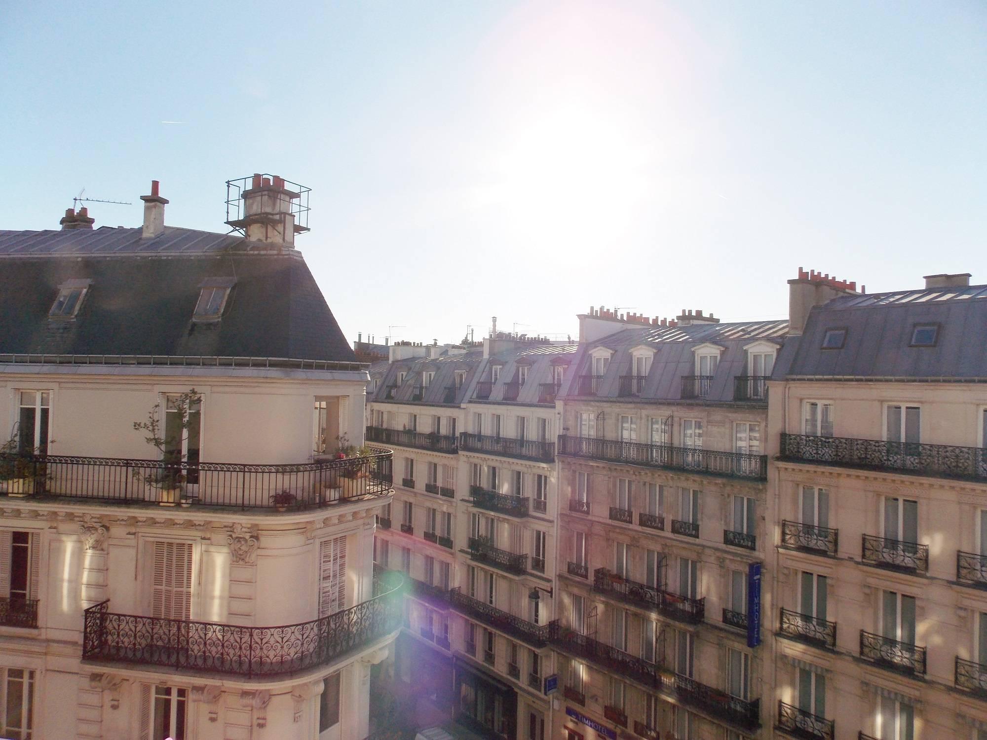 Terrasse Canal Saint Martin acheter un appartement avec terrasse dans résidence haut de